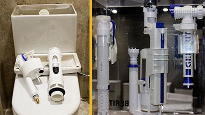 reparación cisterna
